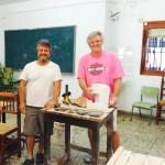 Talla en piedra 2018 Iniciación –  Profesional Cabo de Gata (Almería)