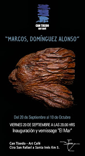"Exposicion ""El Mar"" Can Tixedo"