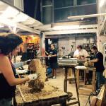Que bien huele a Madera, este año 2016 Cursos de Talla en Sevilla