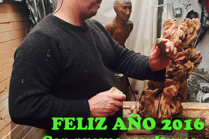 FELIZ AÑO 2016, ARTE Y MUCHA SUERTE¡