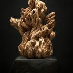 La escultura  ¨El Fuego ¨tiene nuevo dueño