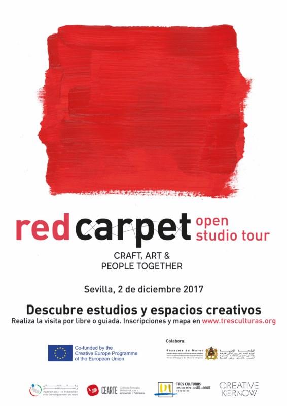 RED CARPET OPEN STUDIO Con la Fundación Tres Culturas