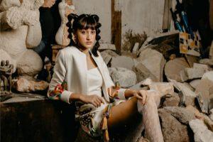 Estilismo en mi taller y publicaciones revistas de Moda, y Photo Vogue Italia